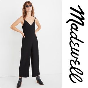 Madewell Thistle Camisole Jumpsuit
